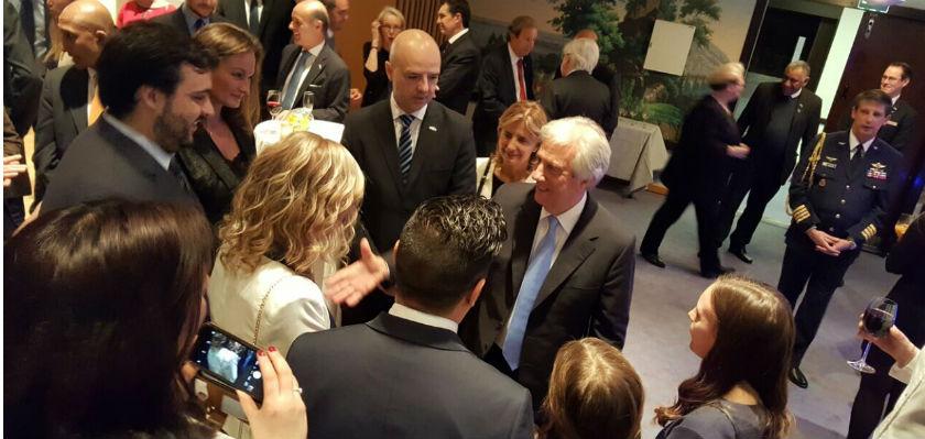 Positivo balance de la misión empresarial a Europa en el marco de ...